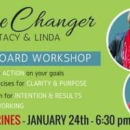 Game Changer Vision Board Workshop (St. Catharines)