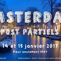 Amsterdam post-partiels by ADELI