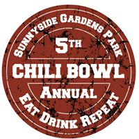 Sunnyside Gardens Park 5th Annual Chili Bowl