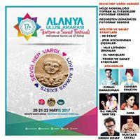 17. Alanya Uluslararas Turizm Festivali