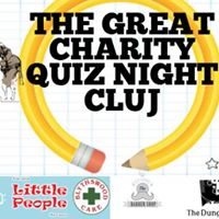 Great Charity Quiz Night Cluj 18 October 2017