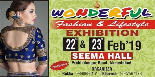 Wonderful Fashion & Lifestyle Exhibition