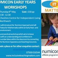 Firm Foundations - Numicon for Early Years Workshop
