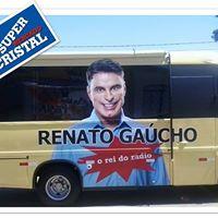 Renato Gaucho  SuperCristal show de premios. Sexta 2001