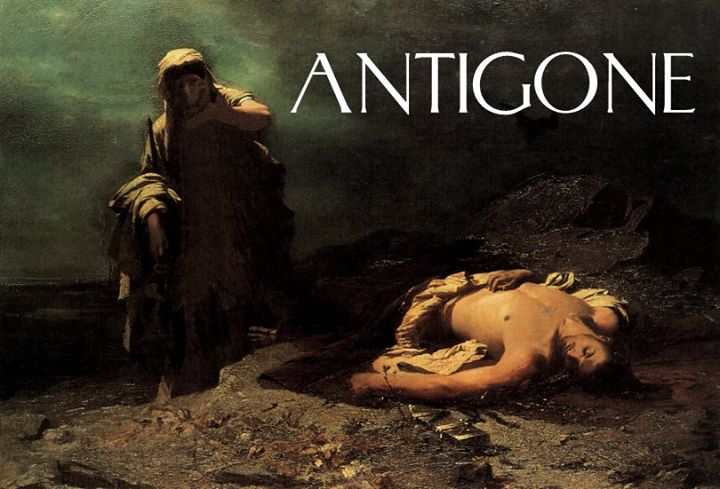 the conflicting views of law and morality in society in antigone by sophocles Antigone, like most greek tragedy, is not meant to be read to give a moral, but rather to entertain and inspire common emotion in the audience, (scodel, into to greek tragedy) in as much as this.