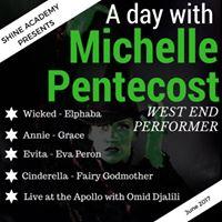 Michelle Pentecost. Wicked workshop