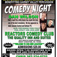 Comedy Night Benefitting Garnet Valley Percussion