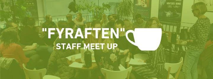 Staff meet up in Esbjerg