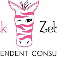Pink Zebra Party With Ashley