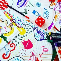 Praatjes pennen en penselen - 4 tm 6 jaar
