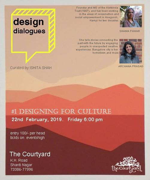 Design Dialogues- Designing For Culture