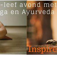Be-Leef avond Yoga en Ayurveda