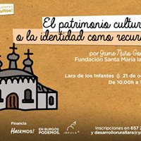 Taller emprendimiento Patrimonio Cultural