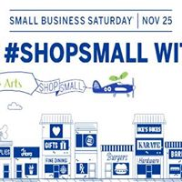 Century Fine Arts and Shop Small Business Day