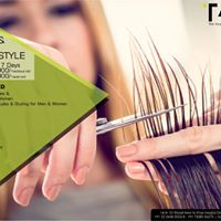 Basic &amp Master Hair Cuts and Style - with Kit