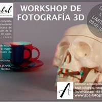 Workshop de fotografa 3D