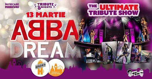 ABBA DREAM  The Ultimate Tribute Show