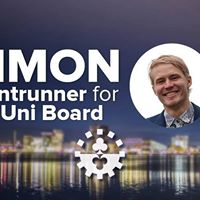 I vote Simon Mng Tjrnehj for the Board of Directors