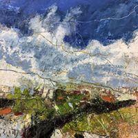 Lewis Noble Workshop &quotSketching &amp painting the Dshire Landscape&quot