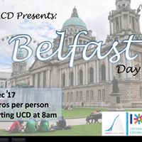 ESN UCD Presents Belfast