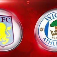 Aston Villa FC v Wigan FC   Carabao Cup 2nd round