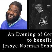 An Evening of Comedy &amp Jazz to Benefit JNSA