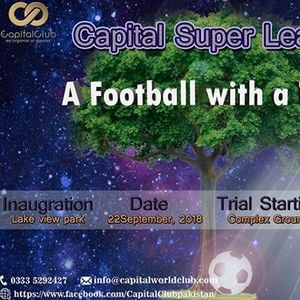 Capital Super League (football)