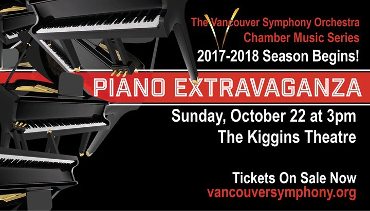 Chamber Music Series Season Begins Oct 22