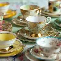 Tea Party at the Mansion