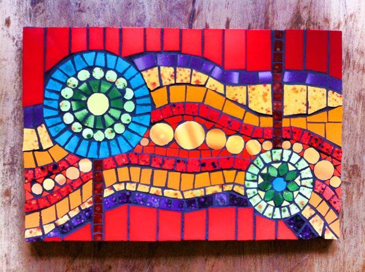 Seminario de mosaiquismo para principiantes especial for Dibujos para mosaiquismo