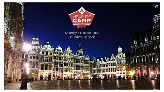 MeasureCamp Brussels - 2nd edition