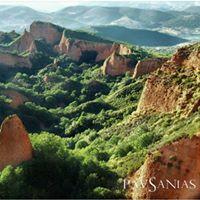 Sed de oro Minera romana en Las Mdulas. 09-11 NOV17