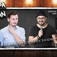 Stand-up Comedy Show w Claudiu Popa &amp Alex erban - 21 Ianuarie