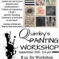 Quimbys Painting Workshop