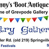 Country Gatherings &quotanything goes&quot Festival