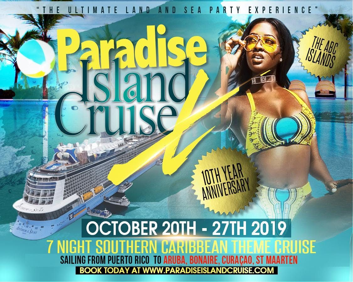 BABS BBW PARADISE ISLAND CRUISE events in the City. Top Upcoming Events for  BABS BBW PARADISE ISLAND CRUISE
