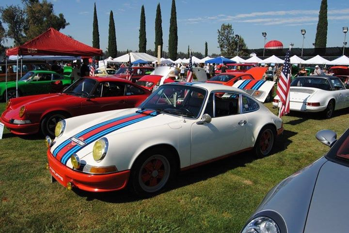 The Friends Of Steve McQueen Car Show At Boys Republic Chino Hills - Chino hills car show