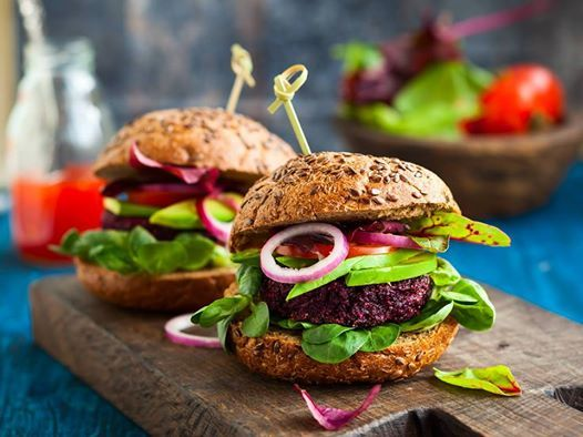Create Meat Free Dishes