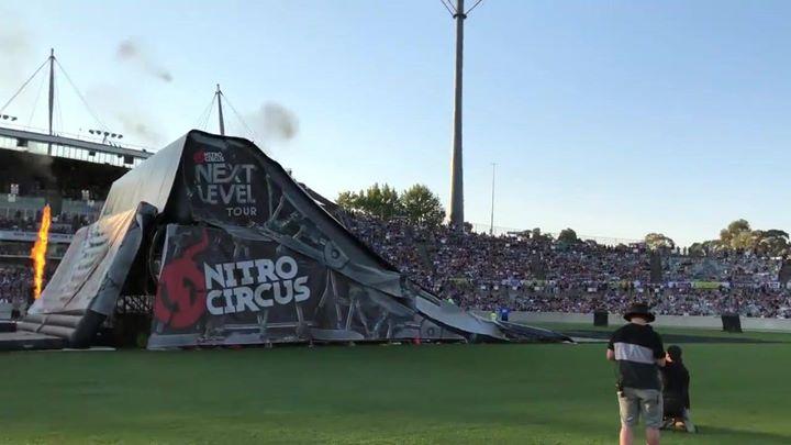 Nitro circus tickets perth
