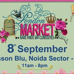 London Market at Radisson Blu Noida