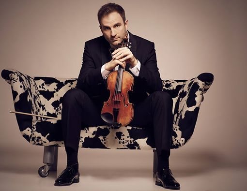 Orchestra Filarmonica Marchigiana e Stefan Milenkovich