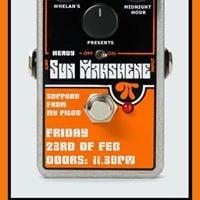 Midnight Hour Presents Sun Mahshene &amp My Pilot (Upstairs)