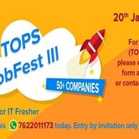 TOPS Technologies Job Fest 2017