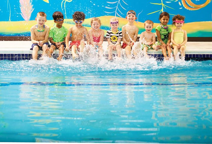 Goldfish Swim School West Chester Ribbon Cutting Event West Chester