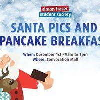 SFSS Santa Pics and Pancake Breakfast