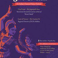 Prerona an Indian classical dance festival