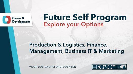 Future Self Program Explore your Options