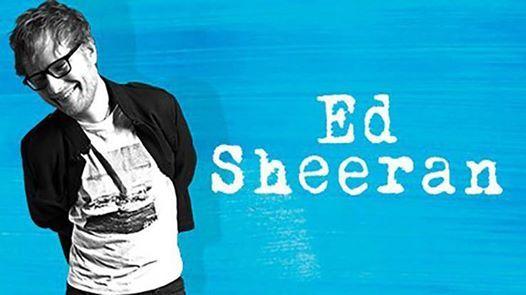Ed Sheeran  Bordeaux