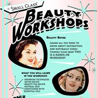 Beauty Detox Workshop - SOLD OUT