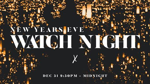 Watch Night (New Years Eve) Prayer Service at Lighthouse Point ...